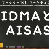 顧客の購買行動モデル「AIDMA」や「AISAS」を知ってますか?