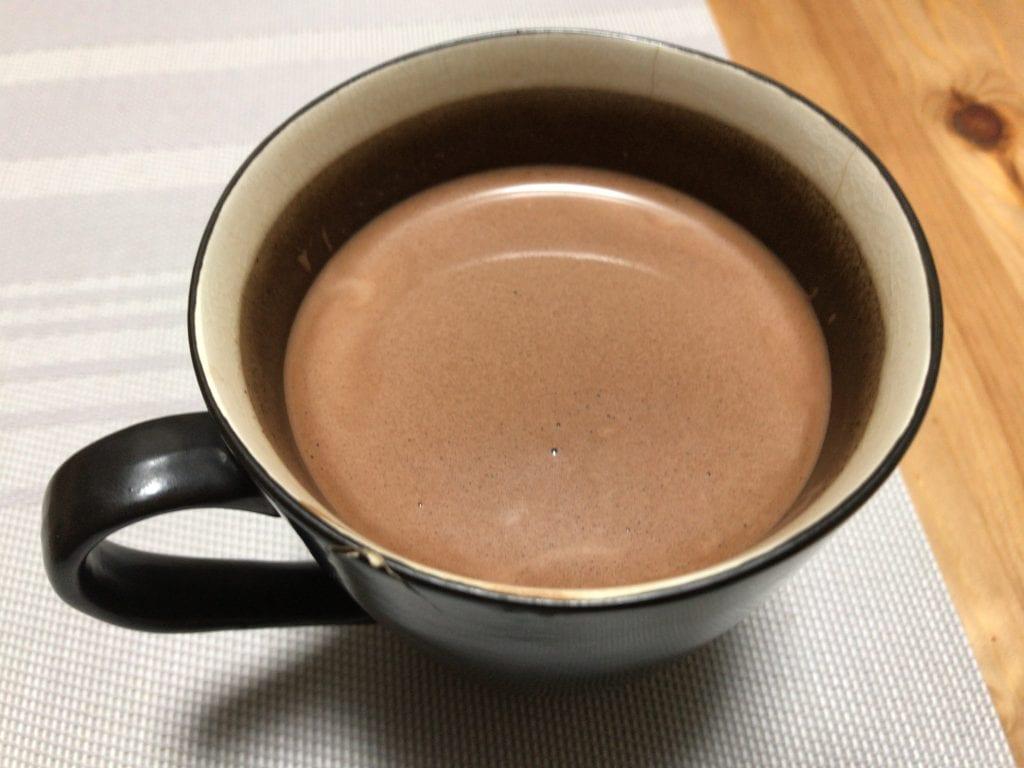 寝る前に飲むと超美味しい!夏におすすめアイスミルクココアの作り方