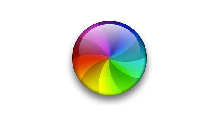 レインボーカーソルのイメージ画像