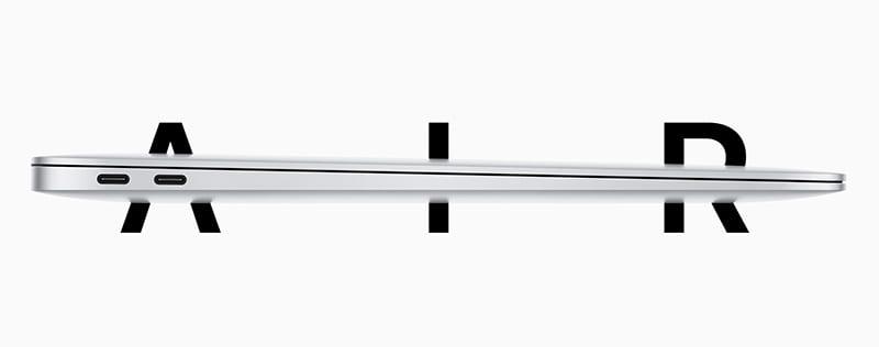 新型のMacBook Airに購入を決定したイメージ画像