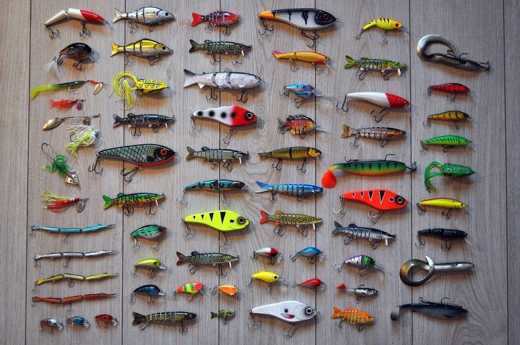 ルアーで釣る方法のイメージ画像