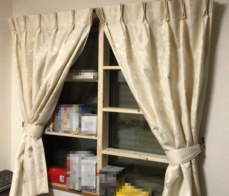 Diy shelf storage190508 073