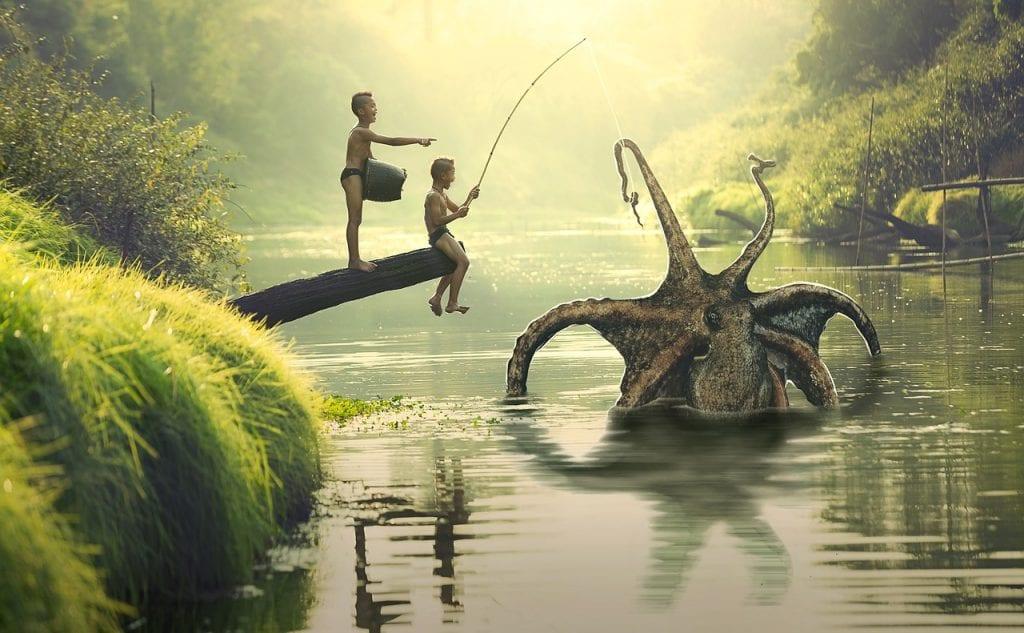 ルールやマナーを知り、さらに釣りを楽しもうイメージ画像