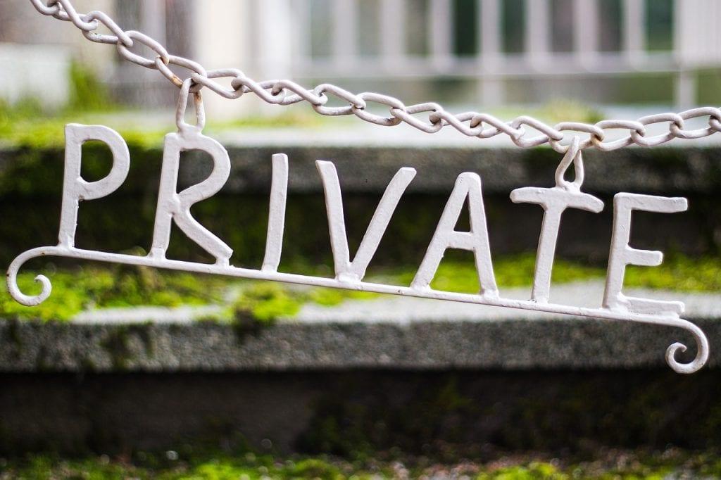 住宅へのプライバシー侵害のイメージ画像