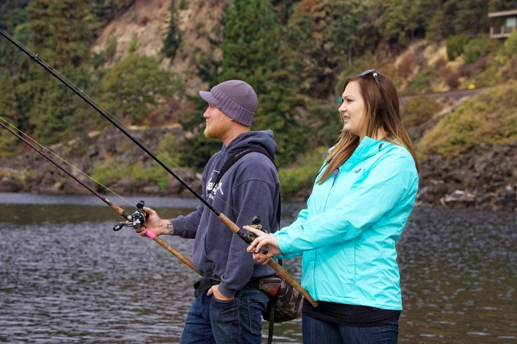 ブラックバス釣りに必要な服装や持っていくべき道具イメージ画像