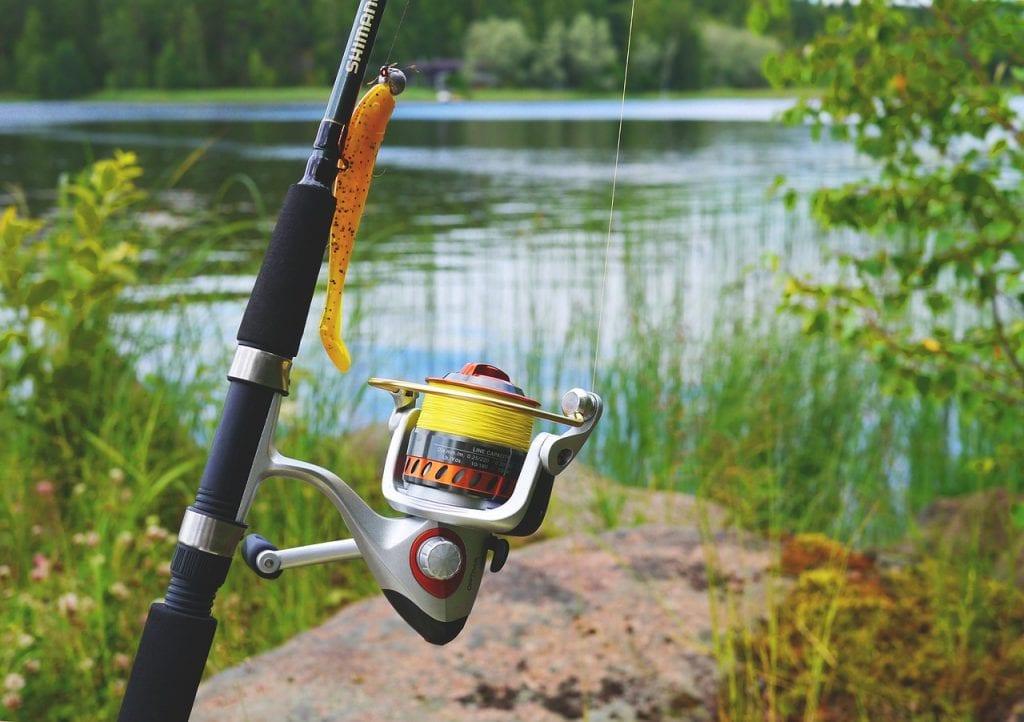 ワームで釣る方法イメージ画像