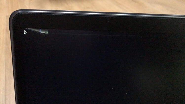 MacBook Airのディスプレイが真っ黒!?こんな時はどうしたら良いの?